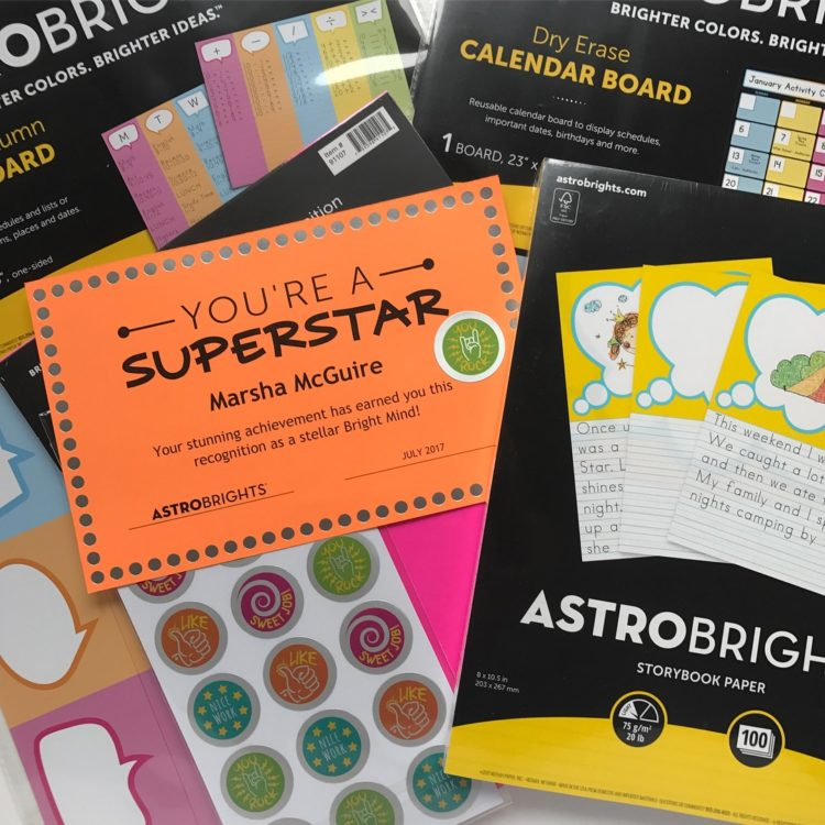 Happiness is receiving goodies from astrobrights !!! Im so excitedhellip