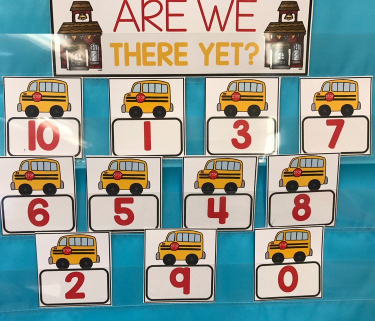 Easy Beginning of the Year Assessments for Kindergarten