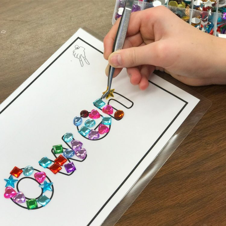 Editable name activities for Morning Work? Yep! We can dohellip