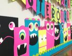 Monsterously Fun Bulletin Board