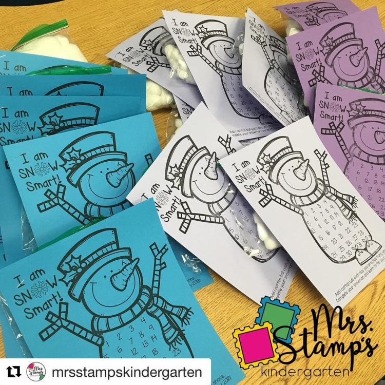 This is such a cute idea from mrsstampskindergarten ! Youhellip