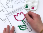 Dot-It Fine Motor Fun and a Freebie