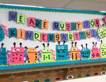 Buggy for Kindergarten Free Banner
