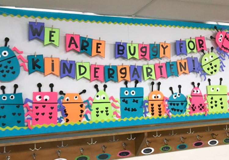 Buggy for Kindergarten Free Banner - Differentiated ...