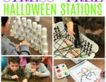 Stress-Free Halloween Fun Station Activities!