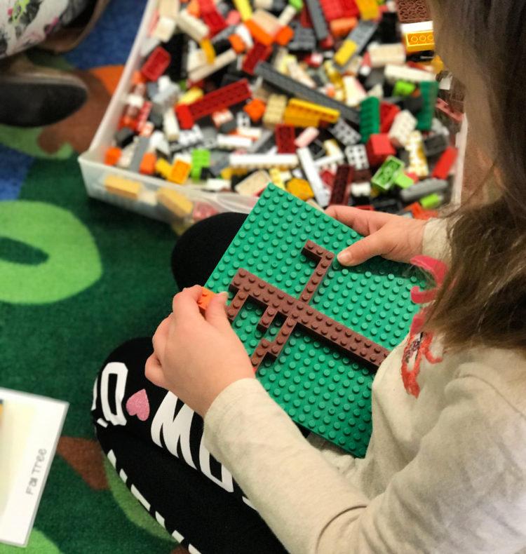 Lego Challenge Task Cards