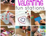 Stress-Free Valentine's Day Fun Stations