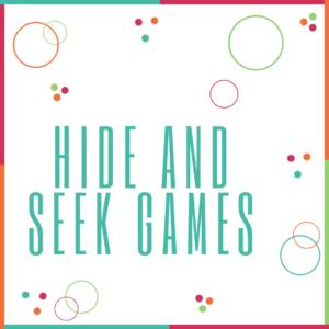 Hide And Seek Games