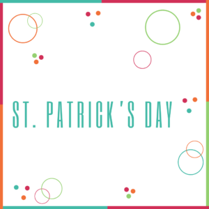 ❤️ St. Patrick's Day