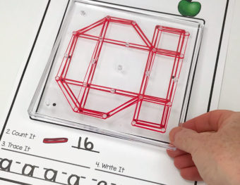 Geoboard Hands-On Fine Motor Fun In Kindergarten