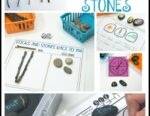 Learning with Sticks and Stones At Home