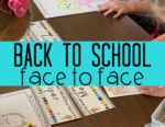 First Days of Face to Face