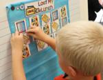 Hide and Seek Games for Essential Skills